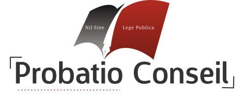 logo probatio conseil
